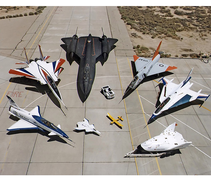 Collection-Of-Military-Aircraft